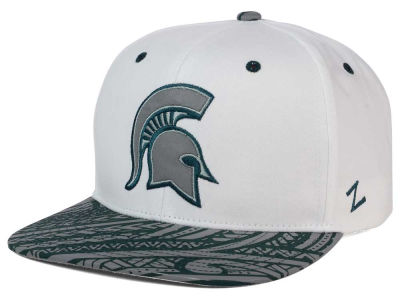 Michigan State Spartans Zephyr NCAA Lahaina Snapback Cap