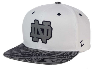 Notre Dame Fighting Irish Zephyr NCAA Lahaina Snapback Cap