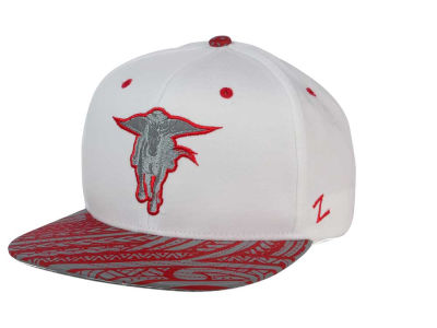 Texas Tech Red Raiders Zephyr NCAA Lahaina Snapback Cap