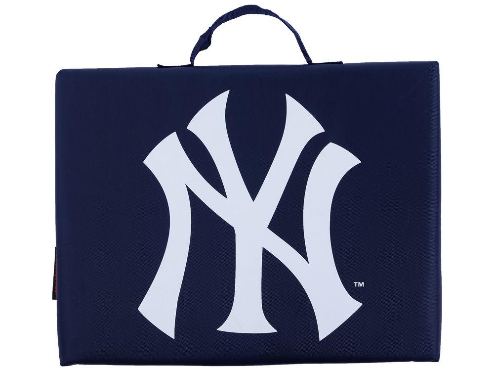 New York Yankees Logo Brands Bleacher Seat Cushion Lids