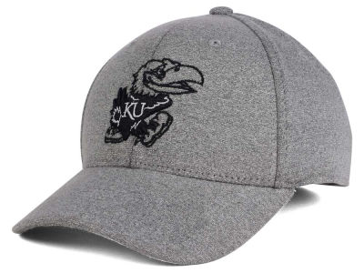 Kansas Jayhawks Top of the World NCAA DAFOG Stretch Cap