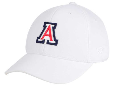Arizona Wildcats Top of the World NCAA Coolon Stretch Cap