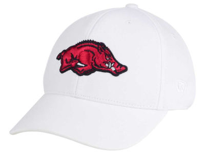 Arkansas Razorbacks Top of the World NCAA Coolon Stretch Cap