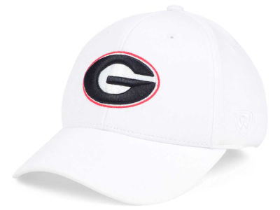 Georgia Bulldogs Top of the World NCAA Coolon Stretch Cap