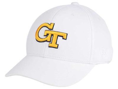 Georgia-Tech Top of the World NCAA Coolon Stretch Cap
