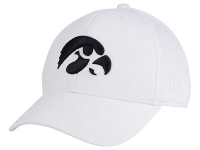 Iowa Hawkeyes Top of the World NCAA Coolon Stretch Cap