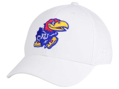 Kansas Jayhawks Top of the World NCAA Coolon Stretch Cap