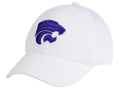 Kansas State Wildcats Top of the World NCAA Coolon Stretch Cap