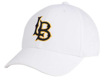 Long Beach State 49ers Top of the World NCAA Coolon Stretch Cap