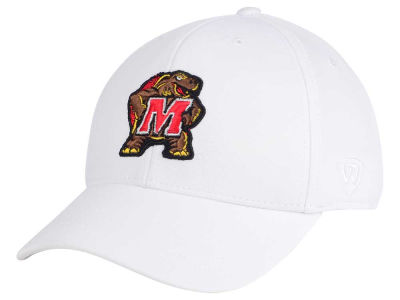 Maryland Terrapins Top of the World NCAA Coolon Stretch Cap