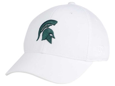 Michigan State Spartans Top of the World NCAA Coolon Stretch Cap