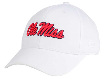 Ole Miss Rebels Top of the World NCAA Coolon Stretch Cap