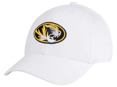 Missouri Tigers Top of the World NCAA Coolon Stretch Cap