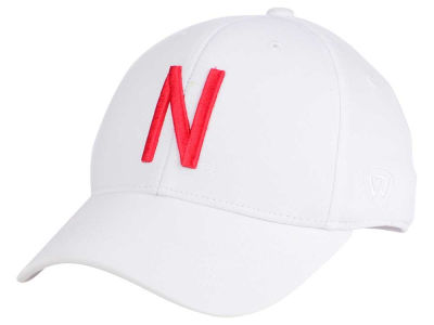 Nebraska Cornhuskers Top of the World NCAA Coolon Stretch Cap