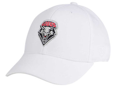 New Mexico Lobos Top of the World NCAA Coolon Stretch Cap