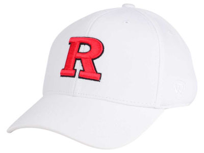 Rutgers Scarlet Knights Top of the World NCAA Coolon Stretch Cap