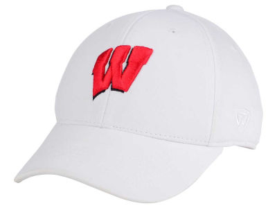 Wisconsin Badgers Top of the World NCAA Coolon Stretch Cap