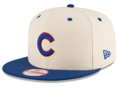 Chicago Cubs New Era MLB Inlinen Color 9FIFTY Snapback Cap