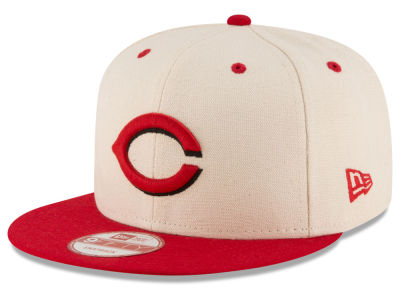 Cincinnati Reds New Era MLB Inlinen Color 9FIFTY Snapback Cap