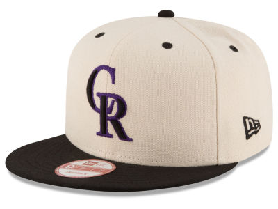 Colorado Rockies New Era MLB Inlinen Color 9FIFTY Snapback Cap