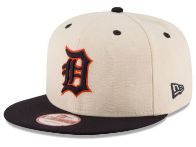 Detroit Tigers New Era MLB Inlinen Color 9FIFTY Snapback Cap