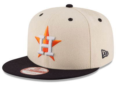Houston Astros New Era MLB Inlinen Color 9FIFTY Snapback Cap