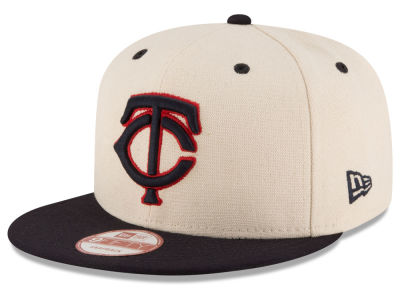 Minnesota Twins New Era MLB Inlinen Color 9FIFTY Snapback Cap