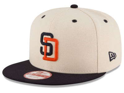 San Diego Padres New Era MLB Inlinen Color 9FIFTY Snapback Cap