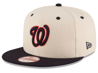 Washington Nationals New Era MLB Inlinen Color 9FIFTY Snapback Cap
