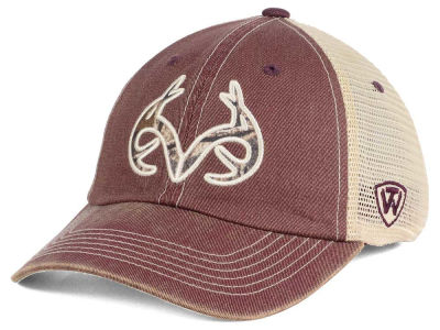 Arizona State Sun Devils Top of the World NCAA Fashion Roughage Cap