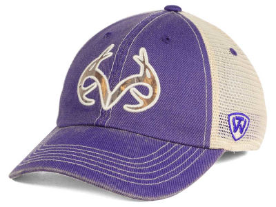 Kansas State Wildcats Top of the World NCAA Fashion Roughage Cap