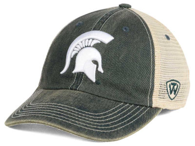Michigan State Spartans Top of the World NCAA Fashion Roughage Cap