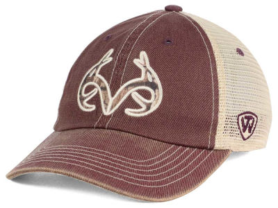 Montana Grizzlies Top of the World NCAA Fashion Roughage Cap