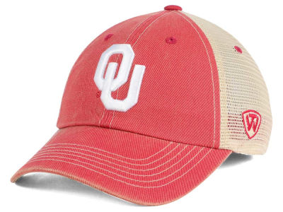 Oklahoma Sooners Top of the World NCAA Fashion Roughage Cap