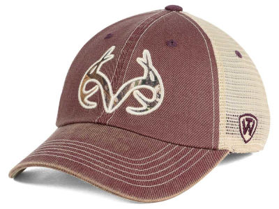 Texas A&M Aggies Top of the World NCAA Fashion Roughage Cap
