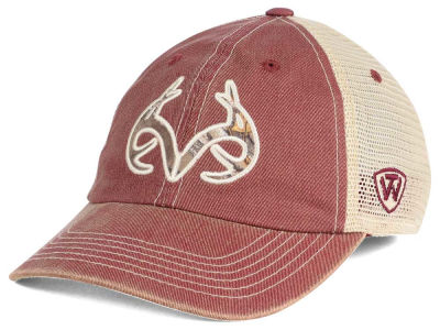 Virginia Tech Hokies Top of the World NCAA Fashion Roughage Cap