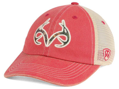 Washington State Cougars Top of the World NCAA Fashion Roughage Cap