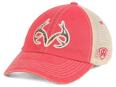 Wisconsin Badgers Top of the World NCAA Fashion Roughage Cap