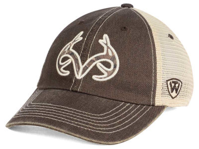 Wyoming Cowboys Top of the World NCAA Fashion Roughage Cap