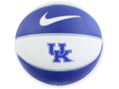 Kentucky Wildcats Nike Nike Mini Rubber Basketball - Gen II