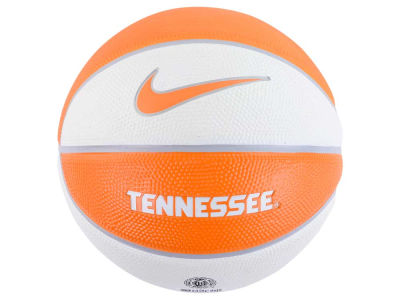 Tennessee Volunteers Nike Mini Rubber Basketball - Gen II