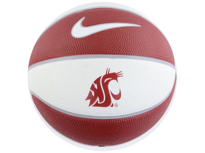 Washington State Cougars Nike Mini Rubber Basketball - Gen II
