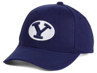 Brigham Young Cougars Top of the World NCAA Youth Ringer Cap