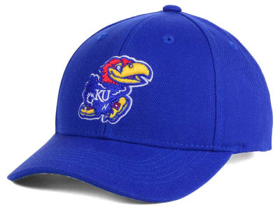 Kansas Jayhawks Top of the World NCAA Youth Ringer Cap