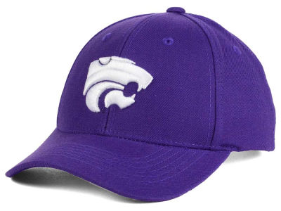 Kansas State Wildcats Top of the World NCAA Youth Ringer Cap