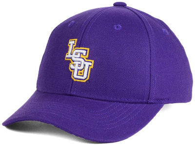LSU Tigers Top of the World NCAA Youth Ringer Cap