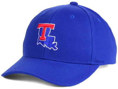 Louisiana Tech Bulldogs Top of the World NCAA Youth Ringer Cap