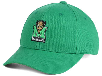 Marshall Thundering Herd Top of the World NCAA Youth Ringer Cap