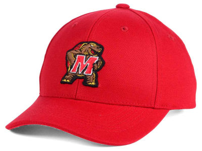 Maryland Terrapins Top of the World NCAA Youth Ringer Cap