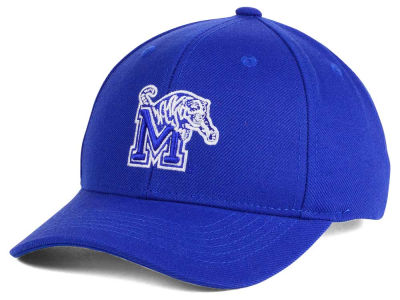 Memphis Tigers Top of the World NCAA Youth Ringer Cap